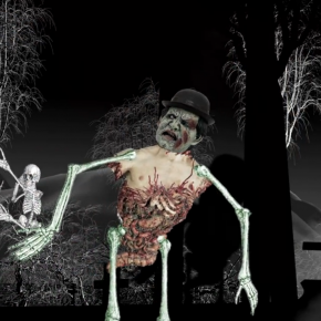 KinectToPin Halloween Spectacular!